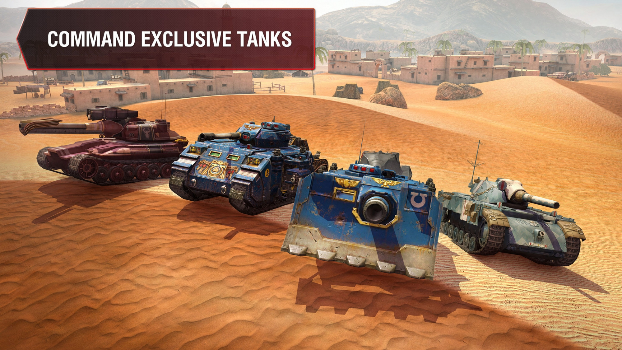 坦克世界闪电战World of Tanks Blitz图4