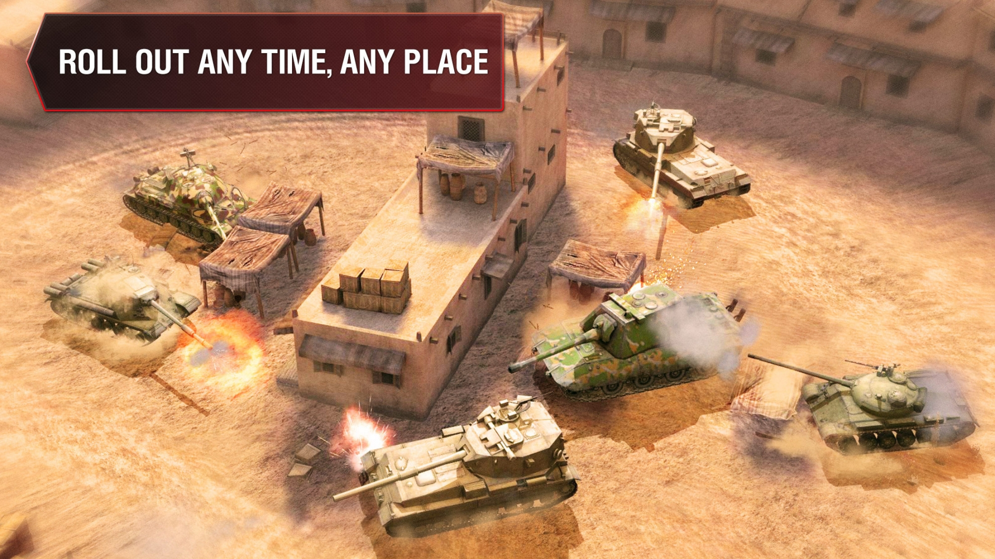 坦克世界闪电战World of Tanks Blitz图3